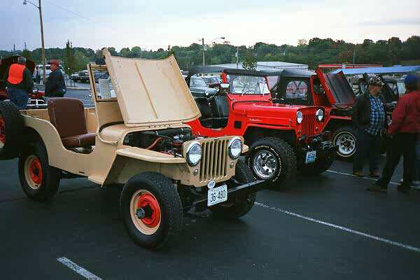 willystech 5th annual midwest willys jeep reunion